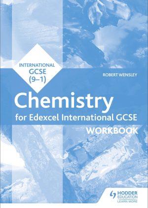Edexcel International GCSE Chemistry Workbook