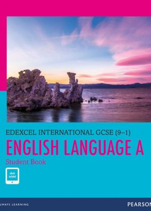 Edexcel International GCSE (9-1) English Language A Student Book: print and ebook bundle