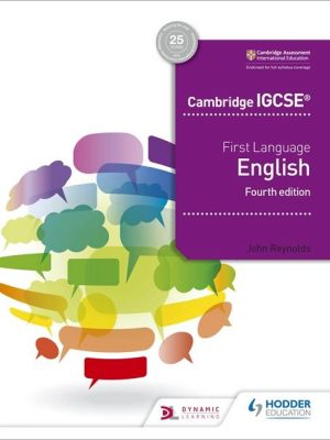 Cambridge IGCSE First Language English 4th edition - John Reynolds
