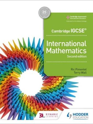 Cambridge IGCSE International Mathematics 2nd edition - Ric Pimentel
