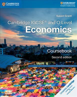 Cambridge IGCSE (R) and O Level Economics Coursebook - Susan Grant