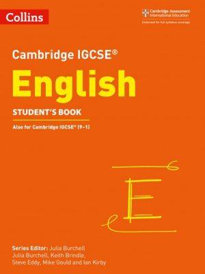 Cambridge IGCSE (R) English Student's Book (Cambridge International Examinations) - Julia Burchell