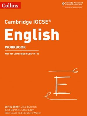 Cambridge IGCSE (R) English Workbook (Cambridge International Examinations) - Julia Burchell