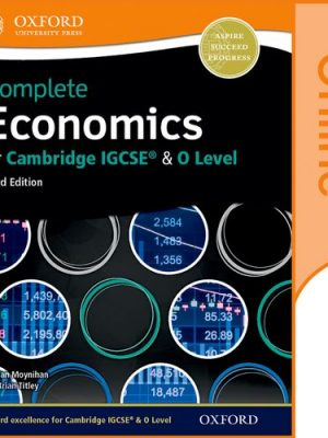 Complete Economics for Cambridge IGCSE (R) and O-level: Online Student Book - Dan Moynihan