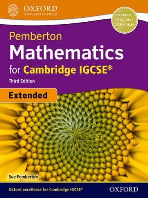 Pemberton Mathematics for Cambridge IGCSE (R) - Sue Pemberton
