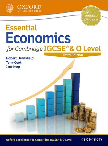 Essential Economics for Cambridge IGCSE (R) & O Level - Robert Dransfield