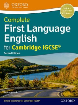 Complete First Language English for Cambridge IGCSE (R) - Jane Arredondo