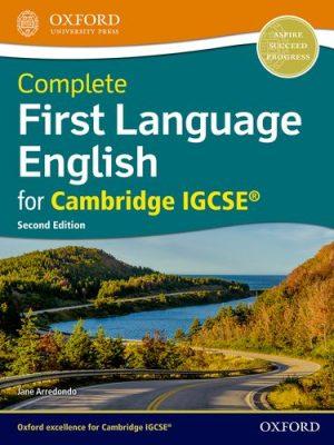 Complete First Language English for Cambridge IGCSE (R) - Jane Arredondo