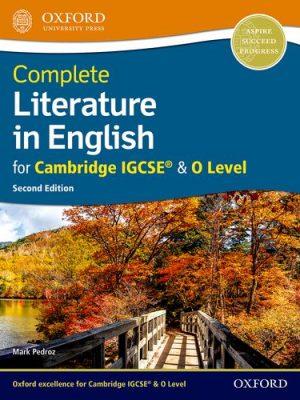 Complete Literature in English for Cambridge IGCSE (R) & O Level - Mark Pedroz