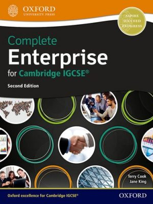 Complete Enterprise for Cambridge IGCSE (R) - Terry Cook