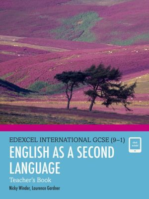 Edexcel International GCSE (9-1) ESL Teacher's Book - D. A. Turner