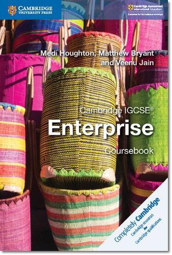 Cambridge IGCSE (R) Enterprise Coursebook - Medi Houghton