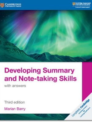 Developing Summary and Note-taking Skills with Answers - Marian Barry