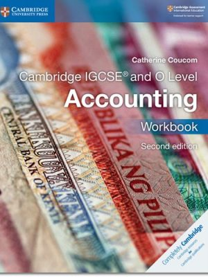 Cambridge IGCSE (R) and O Level Accounting Workbook - Catherine Coucom