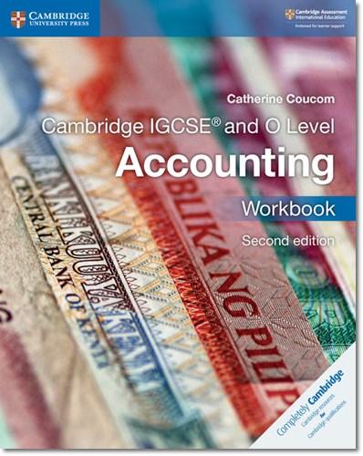 Cambridge IGCSE (R) and O Level Accounting Workbook - Catherine Coucom