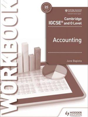 Cambridge IGCSE and O Level Accounting Workbook - June Baptista