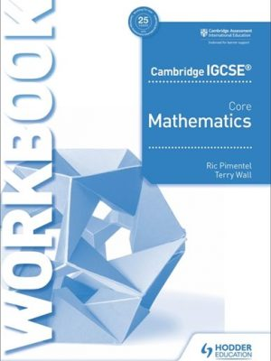 Cambridge IGCSE Core Mathematics Workbook - Alan Whitcomb