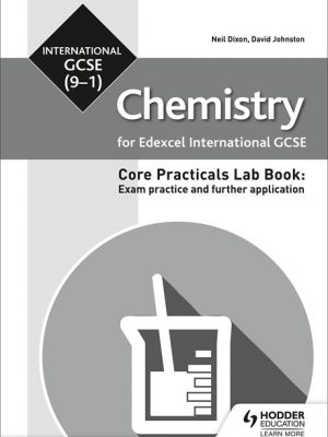 Edexcel International GCSE Chemistry Student Lab Book - David Johnston