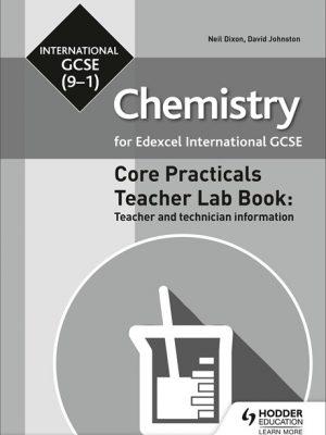 Edexcel International GCSE (9-1) Chemistry Teacher Lab Book - Neil Dixon