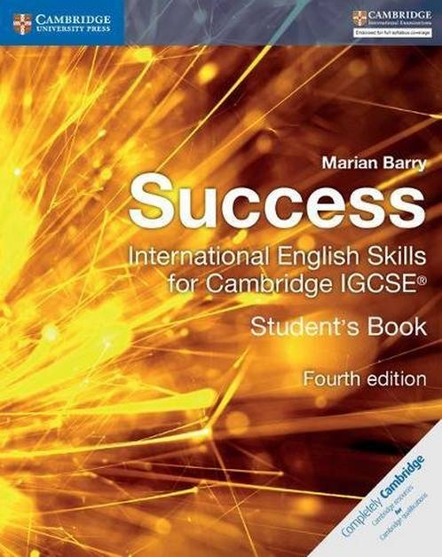 Success International English Skills for Cambridge IGCSE Student's Book